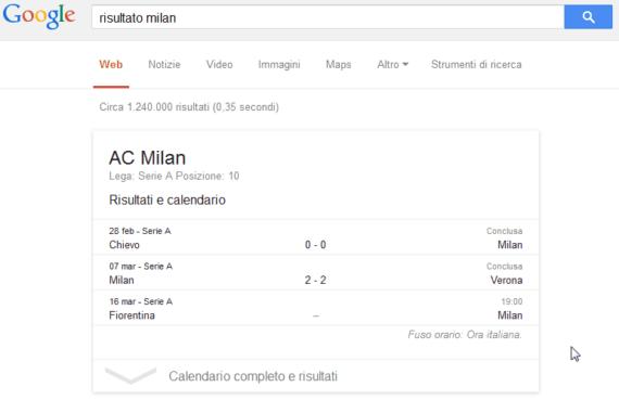 risultati-milan