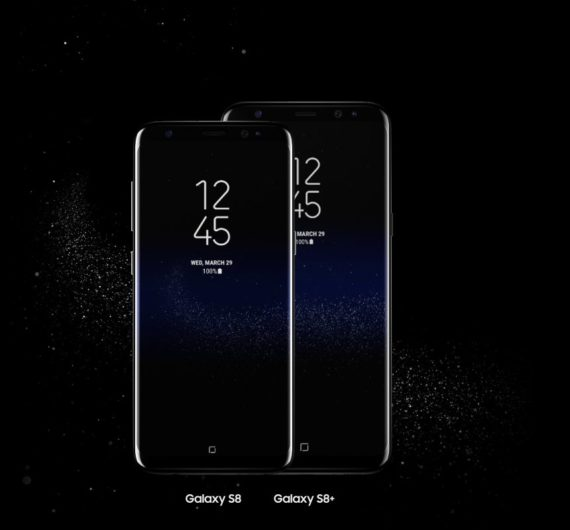 Samsung Galaxy S8: Unbox your phone 2