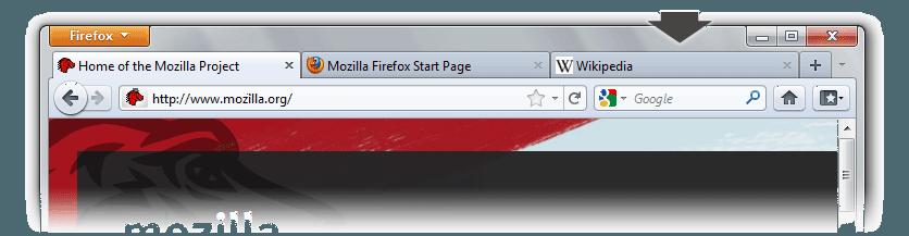 Benvenuto Firefox 4! :-) 2