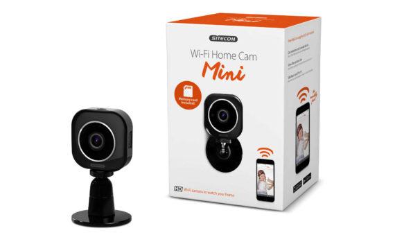 Sitecom Wi-Fi Home Cam Mini (WLC-1000) 1
