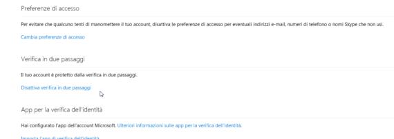 Skype: messaggi anomali ai vostri contatti (abilitare la 2-Step Auth.)