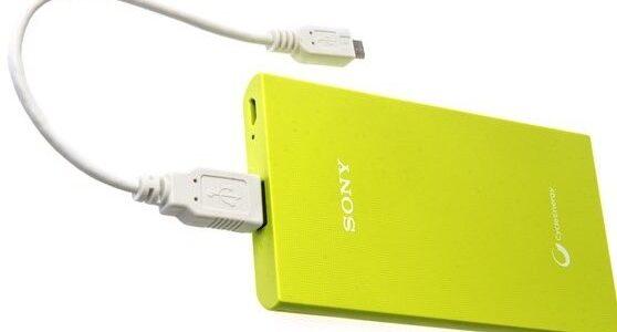 Sony CP-V5G: non di soli colori tradizionali è fatta l'energia