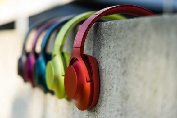 Sony h.ear on (MDR-100AAP)