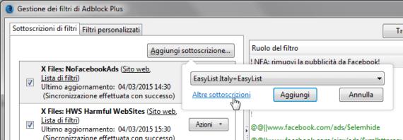 Sottoscrivere X Files (e moduli aggiuntivi) manualmente 2