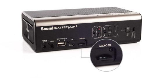 Sound Blaster Roar 2 2
