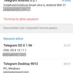 Telegram: 2-step verification e opzioni di sicurezza 5