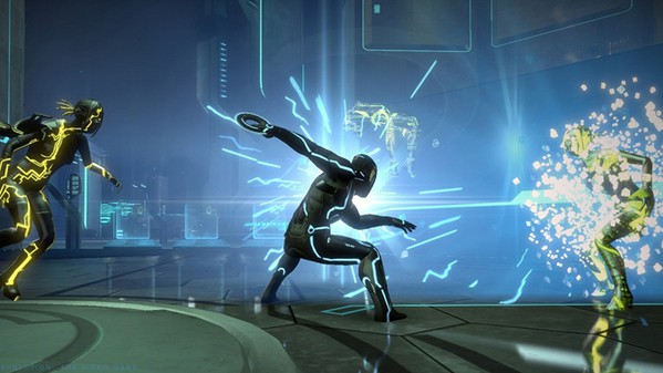 Xbox 360 - Tron: Evolution 3