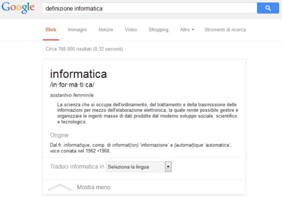 vocabolario-google