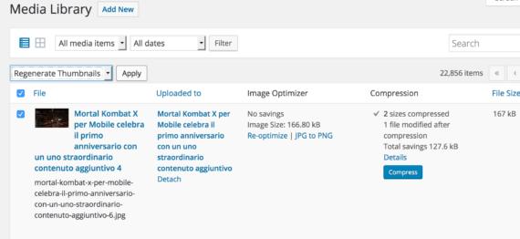 WordPress: suggerimenti sulla gestione delle immagini 5